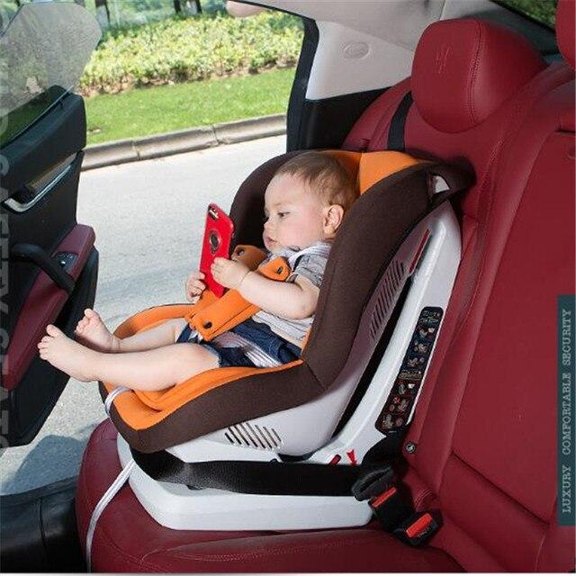 Zitje Voor Op Stoel.2017 Baby Zitje Kind Kids Auto Veiligheid Kids Bescherming Seat 0