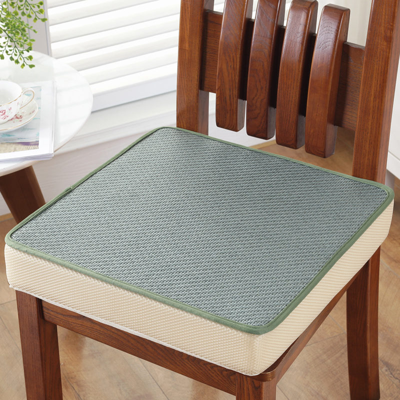 Solid Style Thickness 12cm Chair Cushions For Dining Chair 40*40cm 45*45cm Seat Cushion Floor Mat Quality Cool Chair Cushion