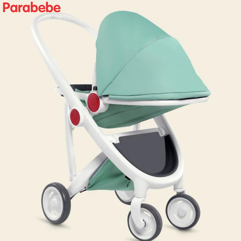 Luxury Baby Strollers Travel System 8KG Light Pushchair New Fashion Baby Trolley Lightweight Stroller For Babies Kids Tricycle avoid the ultraviolet radiation with the canopy pushchair baby build a safe soft environment for babies boys and girls pushchair