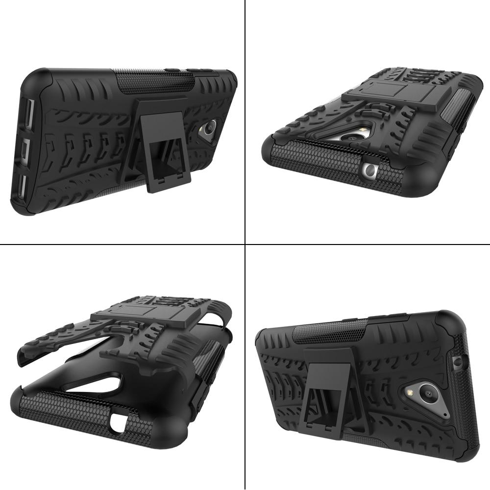 Για θήκη ZTE A510 BA510 5.0 ιντσών TPU & PC Διπλή - Ανταλλακτικά και αξεσουάρ κινητών τηλεφώνων - Φωτογραφία 3