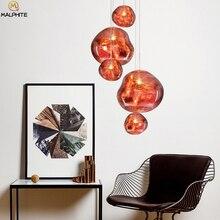 Nordic Tom Pendant Light Modern Lava Living Room Hanging Lamp Hanglamp Luminaire Home Lighting Led