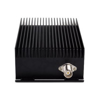 vhf uhf 433MHz מודם רדיו 25W UHF כונס 144MHZ VHF משדר RS232 & RS485 משדר נתונים אלחוטי עבור ימית אבטחה מערכת (5)