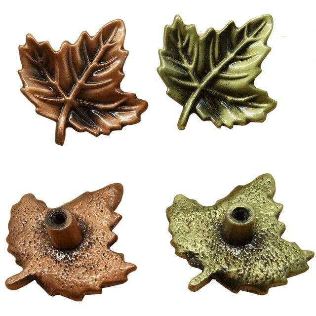 5 stücke Retro Rot Bronze Küchenschrank Knöpfe Schrank Tür Pinsel ...