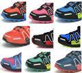 Nuevo 2016 Marca Childen Zapatos Deportivos Zapatos Casuales Niños Y Niñas Zapatillas de Deporte de Los Niños Corriendo Zapatos Para Niños Tamaño: 25-37
