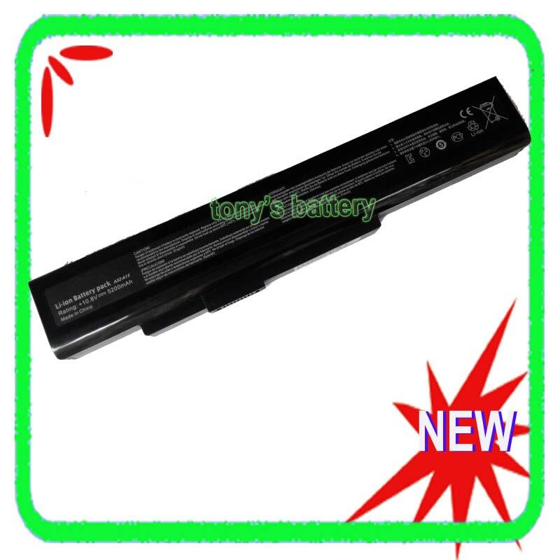 6 Cell Laptop Battery For Fujitsu Lifebook N532 NH532 FPCBP343 FPCBP344 FMVNBP217