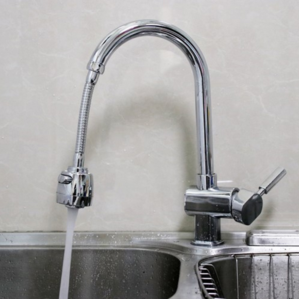 1 PC Kitchen Water Tap 360 Degrees Bubbler Filter Tip Sprinkler Water Saving Extension for Home