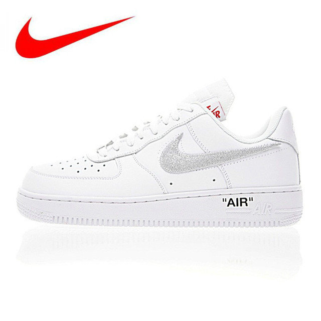 8d5b9963369c0 Nike AIR AF1 Air Force 1 Men and Women Skateboarding Shoes
