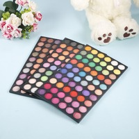180 Color Professional Natural Makeup Matte Pallet Warm EyeShadow Palette Neutral Eye Shadow For Women Colorful Cosmetic Gift