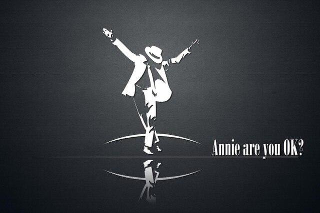 DIY Frame Michael Jackson