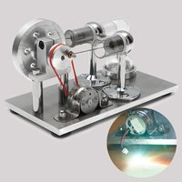 Hot Air Stirling Engine Model Generator Energii elektrycznej Silnika Zestaw Toy Prezent
