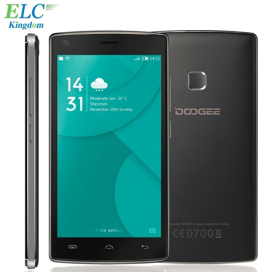 Original Doogee X5 MAX Pro 4G LTE Mobile Phone 5 0 Android 6 0 MTK6737 Quad