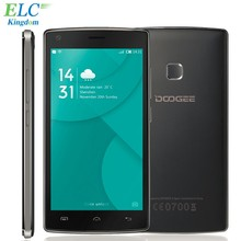 "Original doogee x5 max pro 4g lte teléfono móvil 5.0 ""android 6.0 mtk6737 quad core smartphone 2 gb + 16 gb 8mp otg 4000 mah touch id"