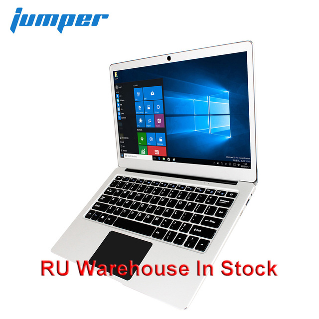 """New Version! Jumper EZbook 3 Pro laptop 13.3"""" IPS Screen 2.4G/5G WiFi notebook with M.2 SATA SSD Slot Apollo Lake N3450 6GB 64GB"""