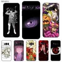 P132 Naruto Cool Black Silicone Case Cover For Samsung Galaxy S5 S6 S7 S8 S9 S10 5G S10E Lite Edge Plus