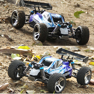 Image 1 - 1:18 Scale 2.4G Remote Control Racing Car Model Off road 50KM/H High Speed Stunt SUV Climbing Vehicle Toy Gift