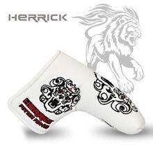 Funda para cabeza de palo de Golf con diseño de cabeza de león con estilo de cuchilla envío gratis