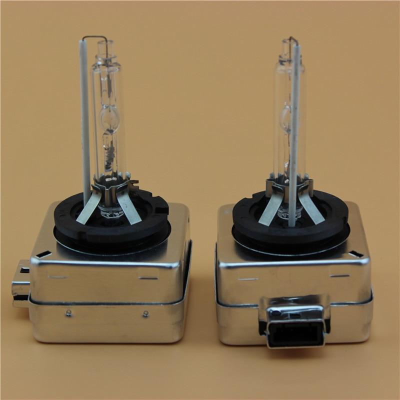 2 шт. D1S HID Ксенонова лампа лампи з - Автомобільні фари - фото 4