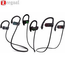 BH-02 Outdoor Sport Running Exercise Headphone Stereo Bass Music Bluetooth V4.0 Wireless  Earphone Headset For Phone Computer