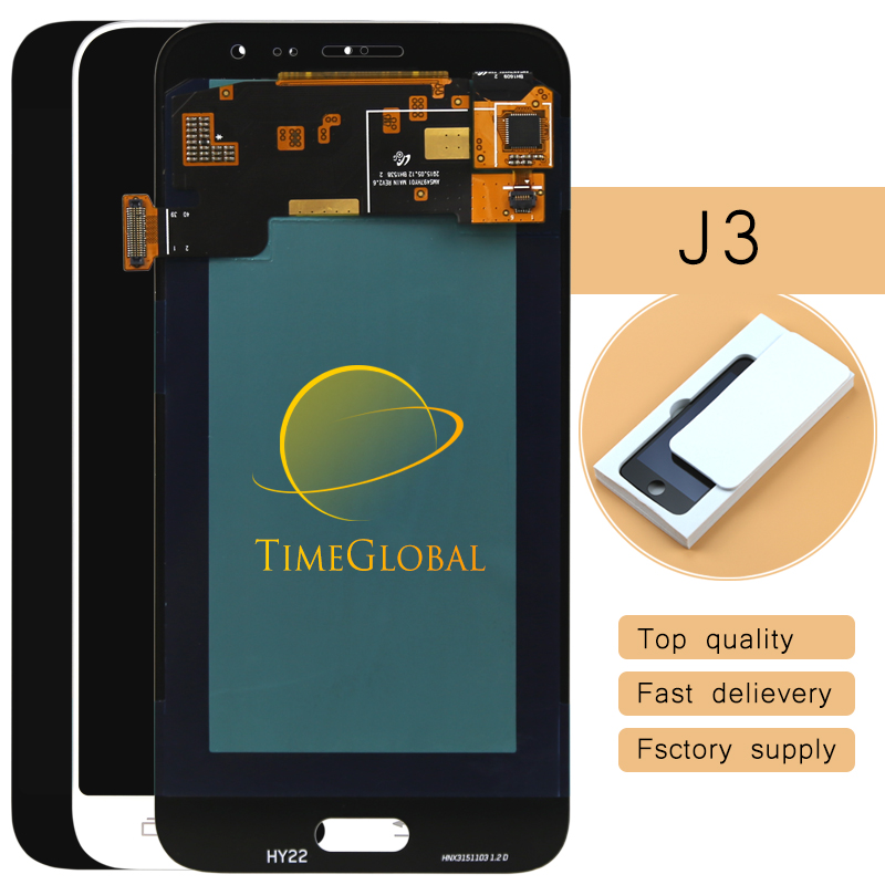 ФОТО For Samsung J3 2016 J320F J320M J320Y J320 Full Lcd Display With Touch Screen Digitizer Assembly Complete 5.0