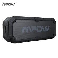 Mpow Броня плюс Динамик Bluetooth 4.0 Портативный IPX5 Водонепроницаемый противоударный Беспроводной Динамик с enhanced music басов