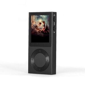 Image 2 - Оригинальный MP3 плеер BENJIE T6, 1,8 дюймовый TFT экран, полностью цинковый сплав, HiFi, музыкальный плеер с поддержкой DSD /Bluetooth/ AUX