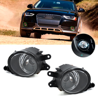 DWCX 8E0941700B, 8E0941699B Left + Right Fog Light Lamp for Audi A4 B6/A4 B7/A4 Quattro 2001 2002 2003 2004 2005 2006 2007 2008