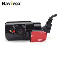 Navivox USB 2.0 DVR Front Camera for Android System Car PC Car GPS/player DVR Camera Driving recorder