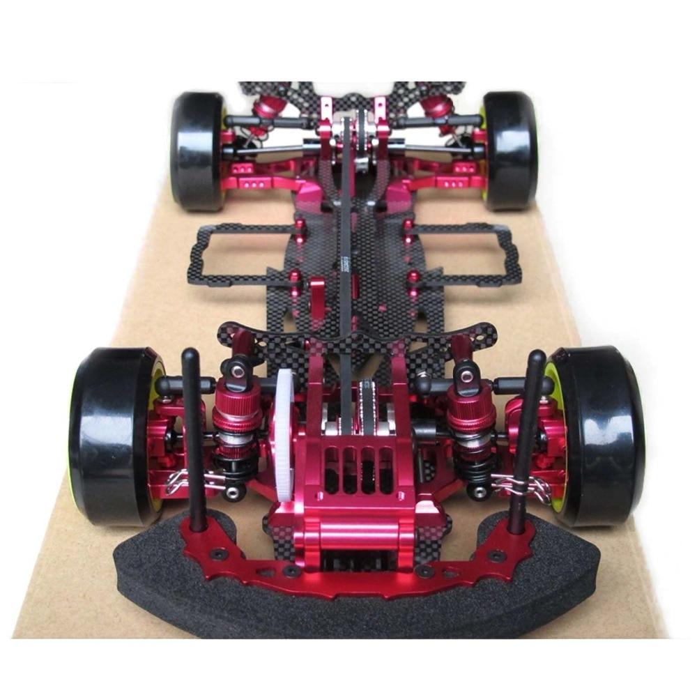 OEM Alloy Carbon SAKURA D3 CS 3R OP RC 1 10 4WD Drift Racing Car Frame