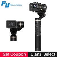 Feiyu G6 Splash Proof 3 Axis Handheld Gimbal For GoPro HERO 6 5 4 3 3