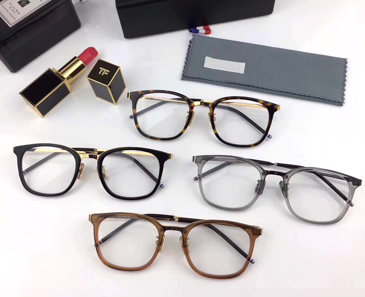 prescription Acetate eyewear optical frames men women designer 2018 vintage clear glasses square eyeglasses spectacles TB912