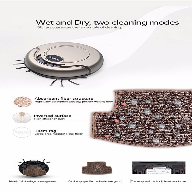 ISWEEP S320 Smart Roboter Staubsauger Reinigung Für Home Automatische Vakuum Roboter Kehrmaschine Boden Roboter Drahtlose Reinigung Maschine