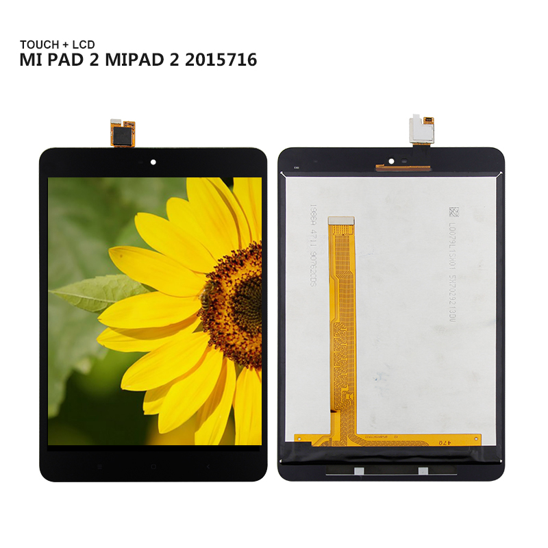 For Xiaomi Mi Pad 2 Mipad 2 2015716 Display Panel LCD Combo Touch Screen Glass Sensor Replacement Parts new 7 9 inch case for xiaomi mipad mi pad a0101 lcd display touch screen digitizer miui tablet pc free shipping