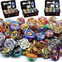 All Launchers Beyblade Burst Arena Bayblade Sale Spinning Top Metal 4D Gift Bey Blade Blades Toys Sale