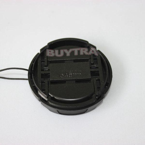 46 мм Центральная защелка на передней крышке крышки для фильтра объектива камеры
