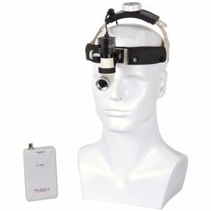 Image 2 - 5W 80000lx LED reflektor chirurgiczny o dużej mocy dla lekarzy dentystów lampa czołowa FDA NQA KD 202A 6