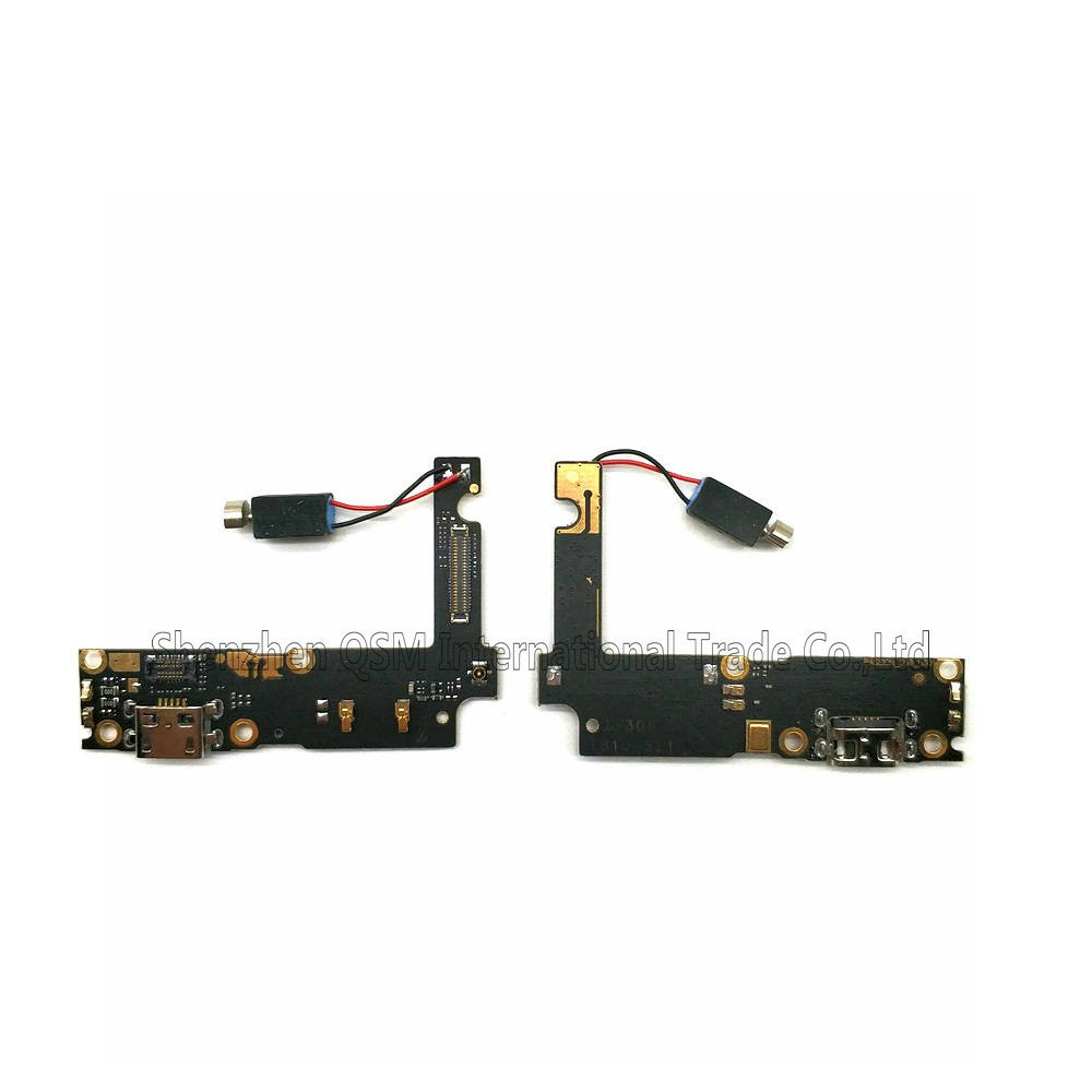 New For Lenovo VIBE P1 P1a42 P1c72 P1c58 USB Charging Port Dock Connector Jack Charge Board With Microphone Vibrator Flex Cable