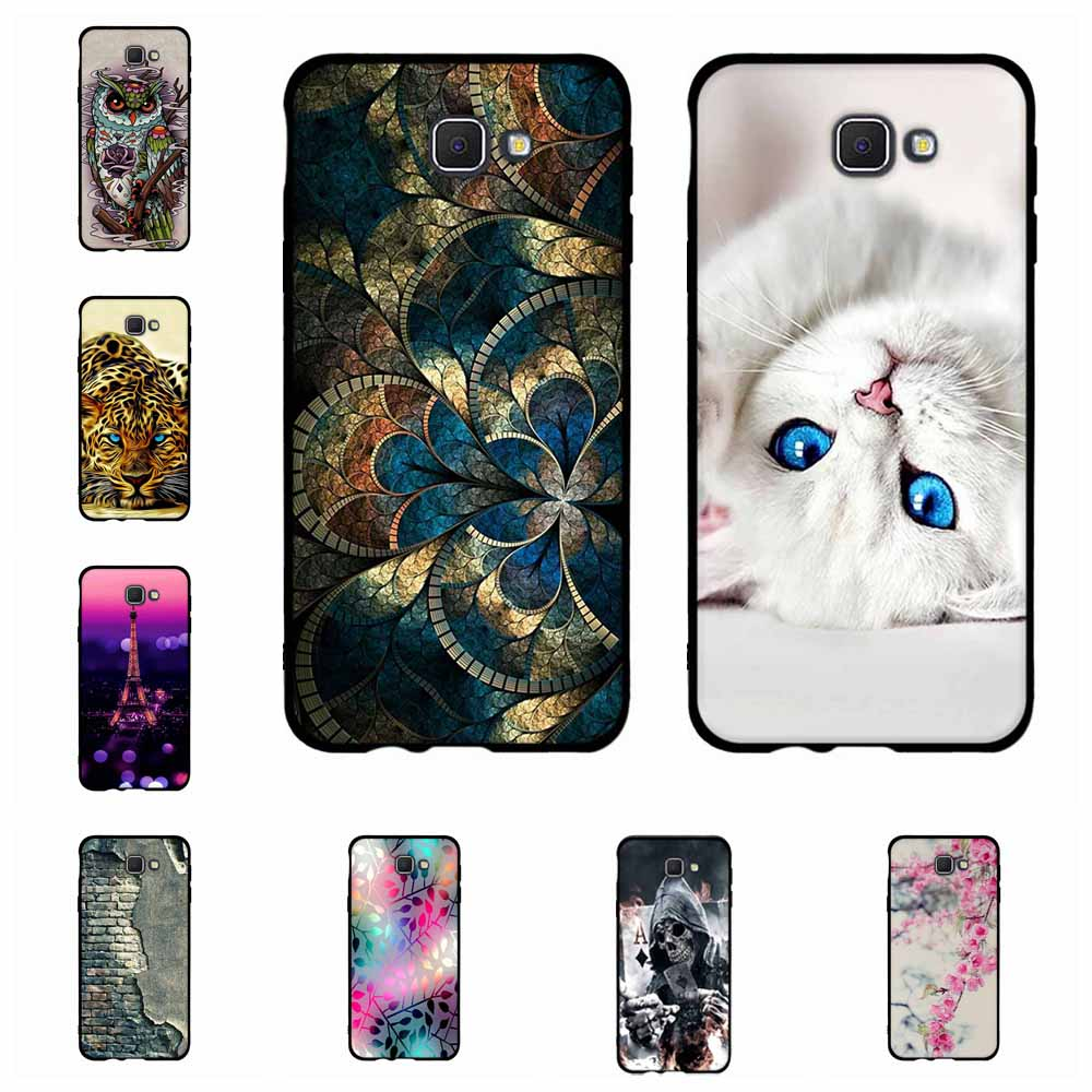 Thin <font><b>Case</b></font> For <font><b>Samsung</b></font> <font><b>Galaxy</b></font> <font><b>J5</b></font> Prime G570 Phone Silicone Printing Housing For <font><b>Samsung</b></font> <font><b>Galaxy</b></font> On5 <font><b>2016</b></font> Back <font><b>Cover</b></font> Coque Fundas image
