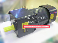 180 Вт AC мотор с понижающим Редуктором Скорости 6IK180GN CF + 6GN3K вентилятор AC003 #
