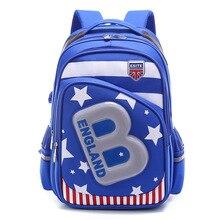 купить New Children Schoolbags for Boys Orthopedic Waterproof Backpack School Bags Satchel Mochila Kids Mochila Infantil Zip Sac Enfant по цене 1422.47 рублей