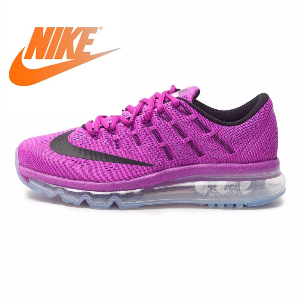 Original Authentique NIKE Maille Style Respirant AIR MAX Chaussures de Course Pour Femmes Sneakers En Plein AIR Marche Jogging Sneakers Athlétique