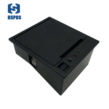 China factory 2 inch kiosk thermal receipt printer with auto cutter Optional support Control Lock opening cover china factory 2 inch kiosk thermal receipt printer with auto cutter 58mm panel bill printing machine for bank machine