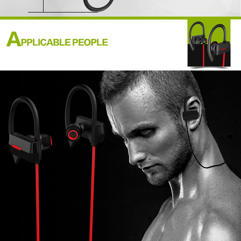 Sport Bluetooth Headset Earphone Headphone (12)