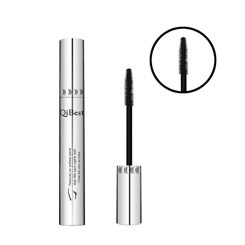 17b20c322a6 Qibest Mascara Eyelashes Lengthening Eyelashes Fiber Lash Eyelash Growth  Mascara Top Quality 5JY5-in Mascara from Beauty & Health on Aliexpress.com  ...