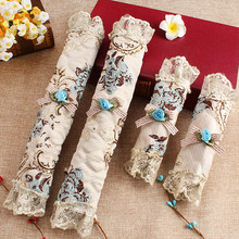 Embroidered Lace Refrigerator Handle Cover