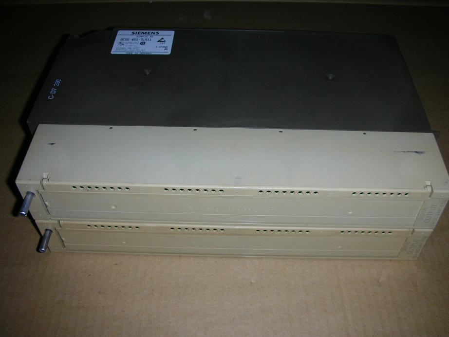 1PC USED Simatic S5 6ES5451-7LA11 / 6ES5451-7LA12 module 6es5420 7la11 used 100% tested with free dhl