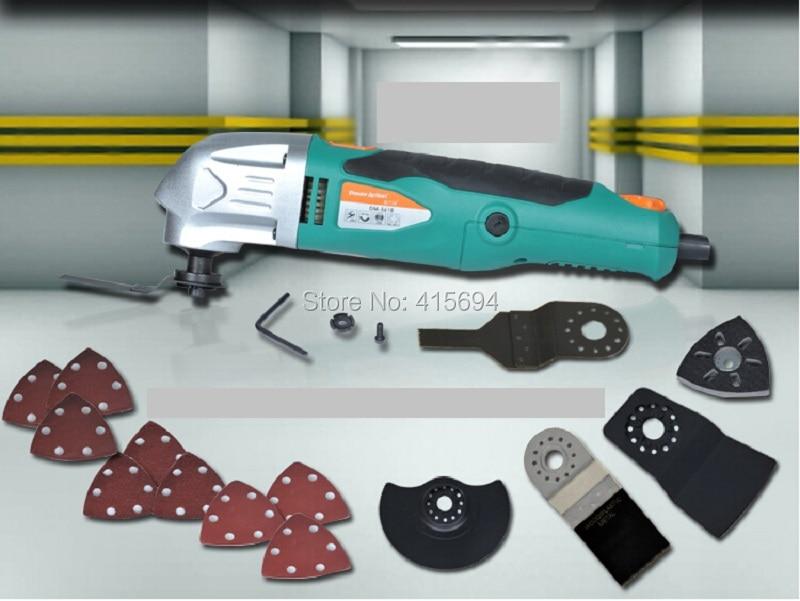 Kandekarp: mitme ostsillaadiga tööriist, multifunktsionaalne - Elektrilised tööriistad - Foto 2