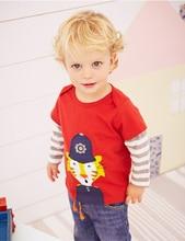 High Quality! Kids Fashion CottonT- shirt Boys T-shirt Spring Autumn 100% Cotton Long Sleeve