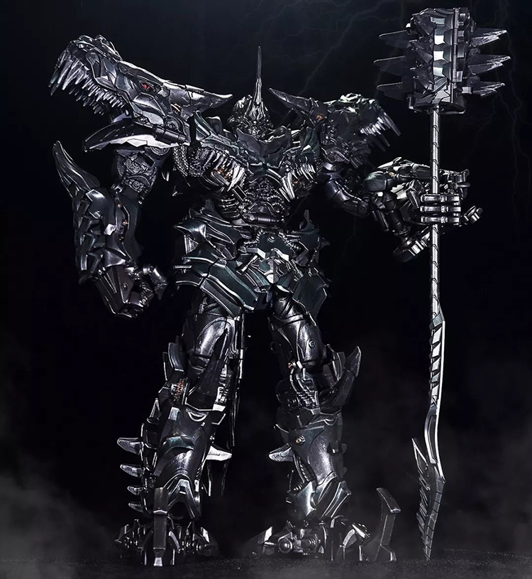 Robot Toys Transformation Black MB LS05 Ancient leader Grimlock Oversized SS07 Action Figure Collection Kids Gift New Arrival-in Action & Toy Figures from Toys & Hobbies    1