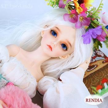 Fairyland Minifee Rendia FairyLine BJD Dolls 1/4 Model Girls Boys Eyes MSD Resin Littlemonica Dollmore Luts Toys Shop 2