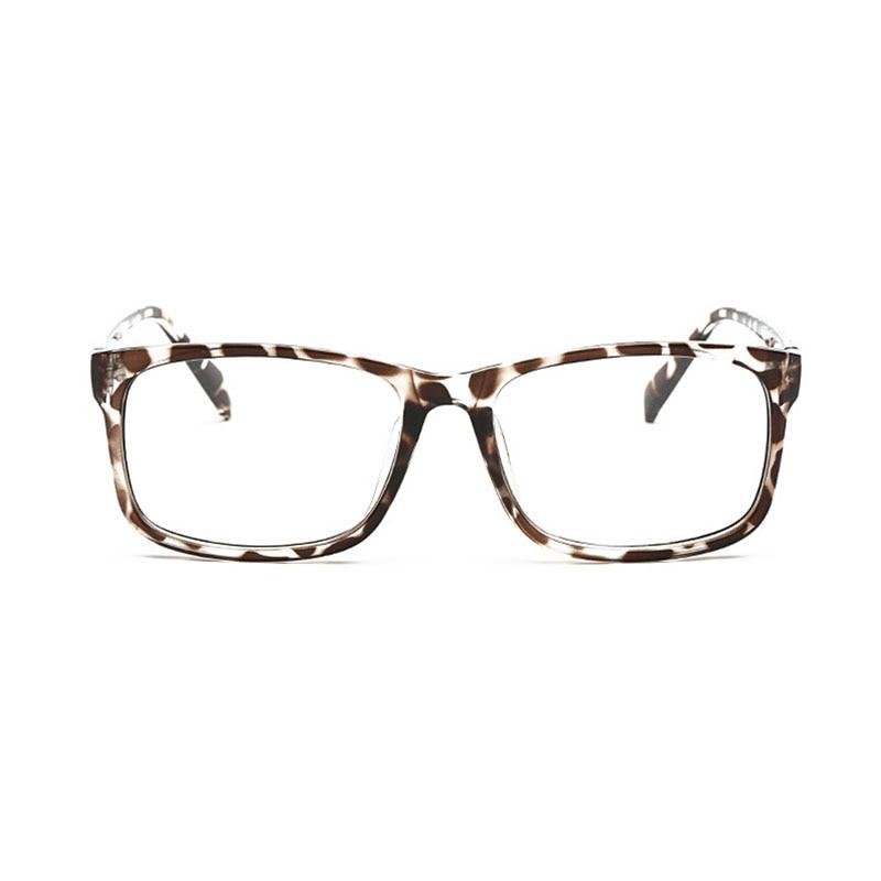 431e80a4b5a Eyewear Frames Optical Myopia Clear Lens Glasses Frame Female Hipster  Vintage Spectacle Frame Big Eyeglasses Women Brand 8012-in Eyewear Frames  from Apparel ...